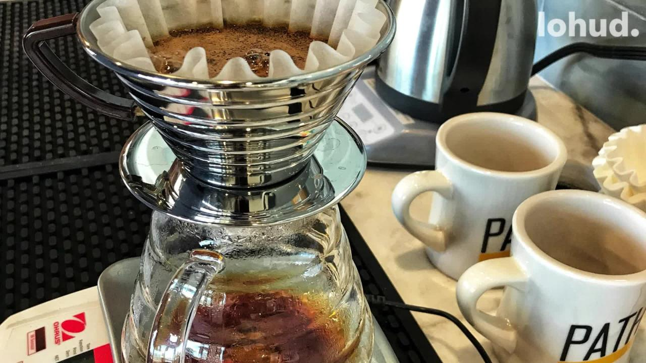 A new coffee lab opens in Port Chester.