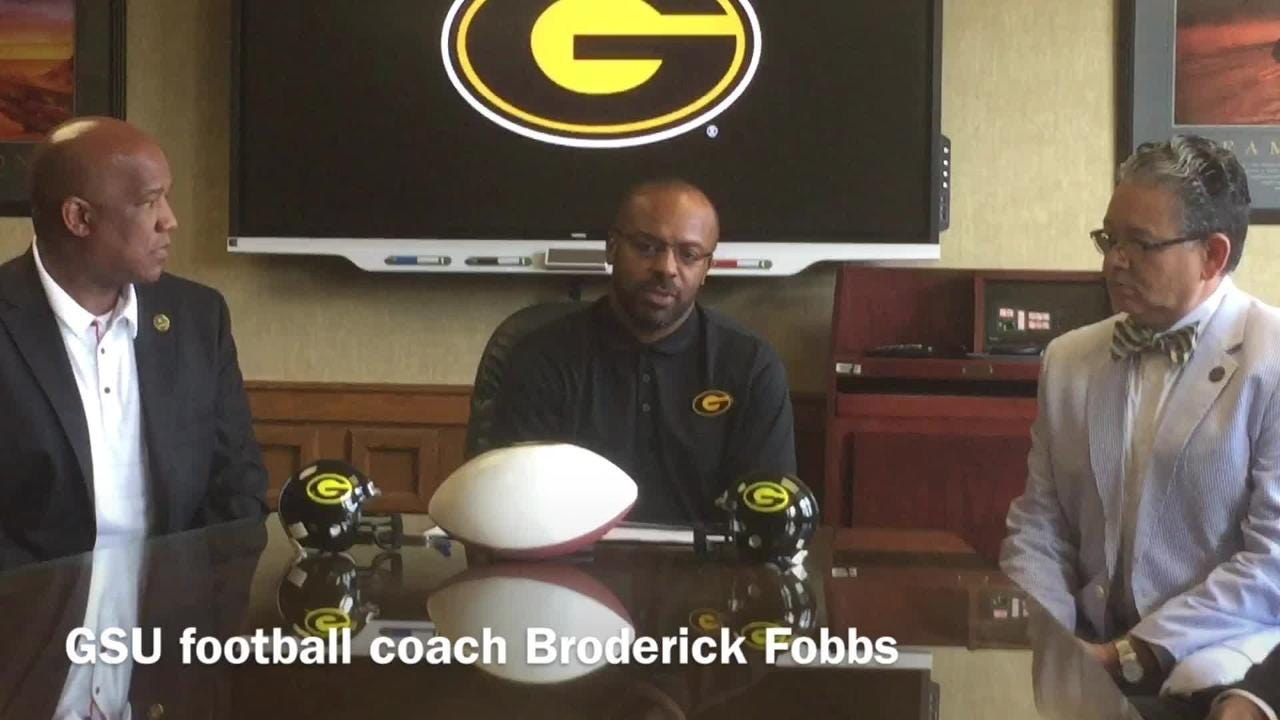 Grambling State head football coach Broderick Fobbs explains why his new contract extension motivates him to sustain winning at GSU.