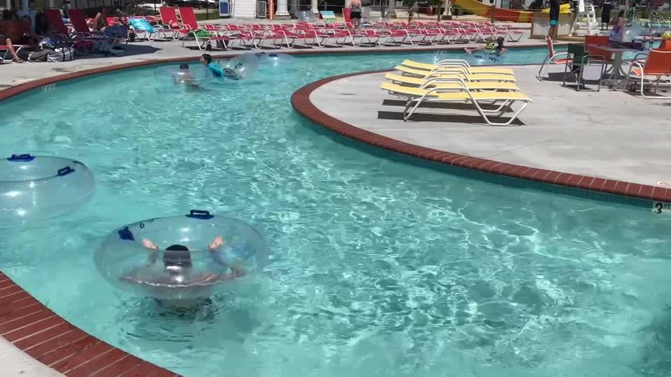 Maui Jack's Waterpark, located on Chincoteague Island, held its grand opening on June 29, 2018.