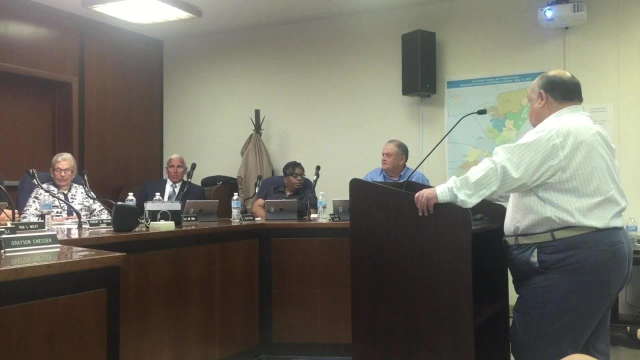 Accomack officials voted to write to elected state and federal officials about the ongoing removal of navigation aids.