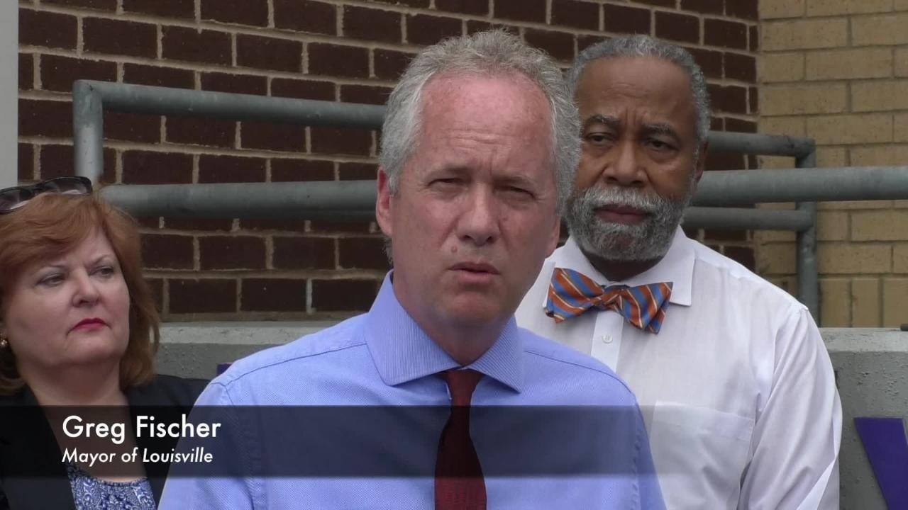 Louisville Democrats speak out against Matt Bevin's Medicaid cuts