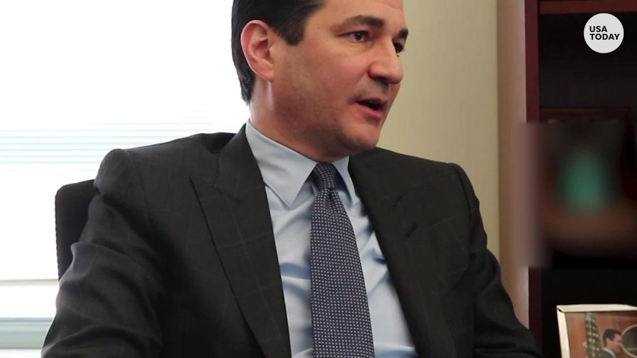 FDA chief says long-term opioid prescriptions are needed by some chronic  pain patients