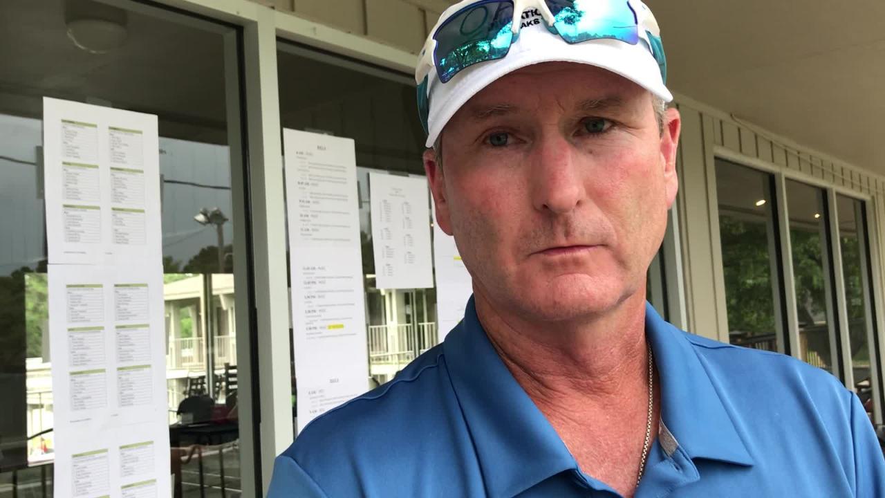 Pierremont Oaks' Grady Wilson talks USTA Southern 16s delay