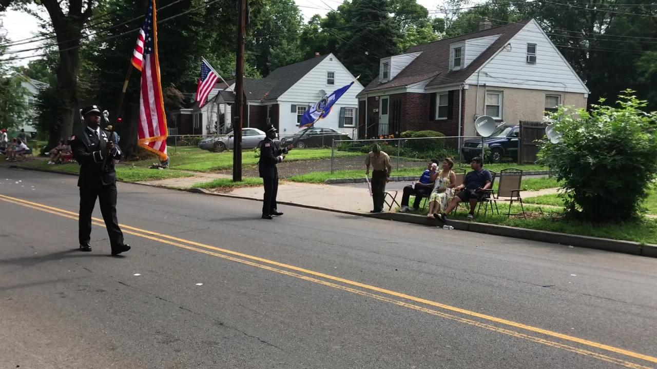 Scenes from the 95th Annual Plainfield Fourth of July Parade.