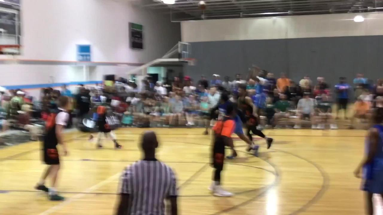 Watch Cassius Winston, Foster Loyer and more players take on Day 2 of the Moneyball Pro-Am Summer Basketball League.