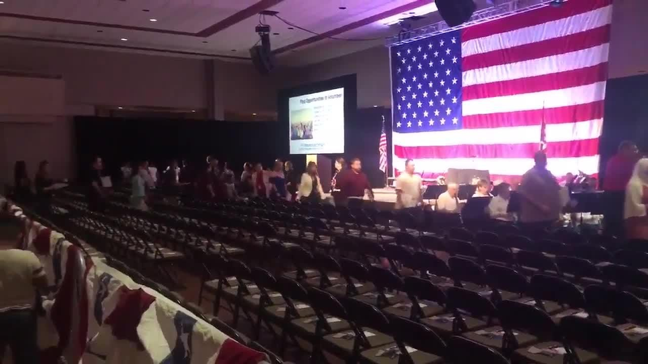 Mesa naturalization ceremony on July 4th
