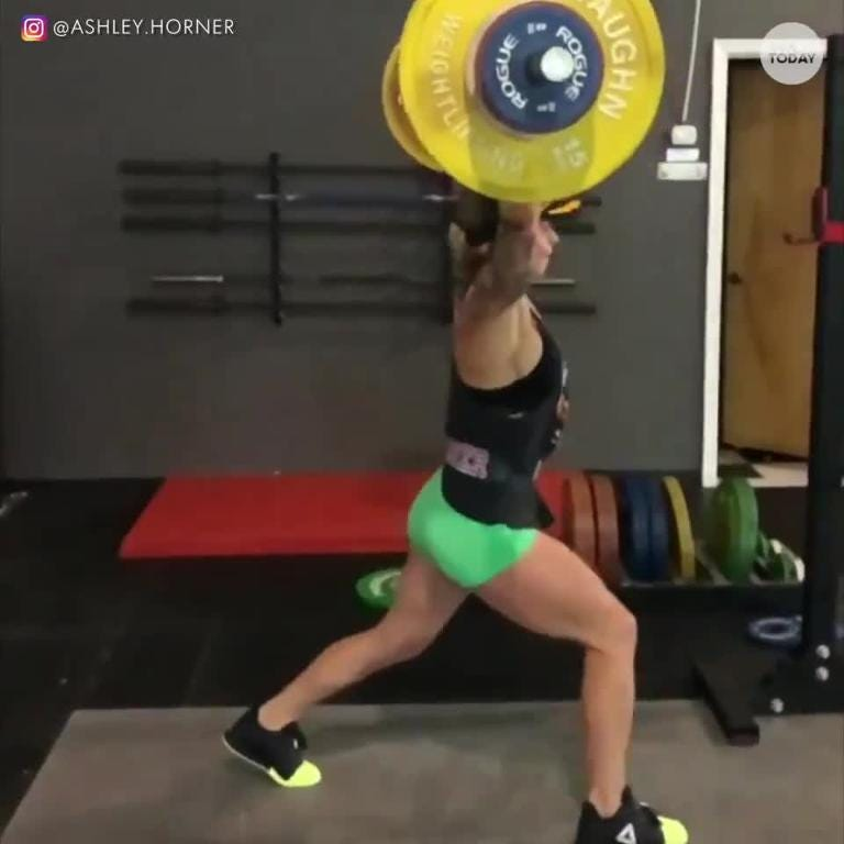 Fitness model attempting 50 Ironmans in 50 days
