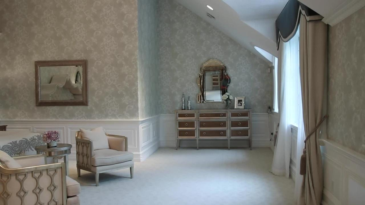 A tour of the Real Housewives of NJ's Gorga's home in Montville.