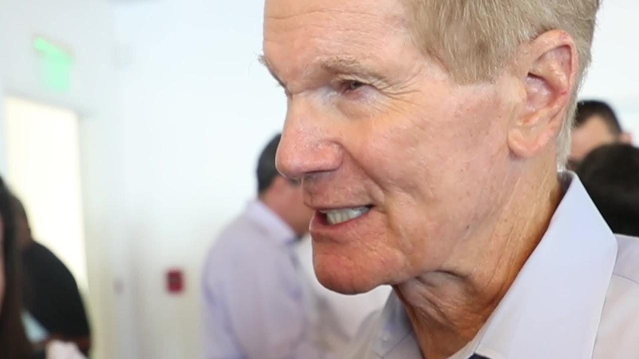 U.S. Sen. Bill Nelson discusses upcoming election, supreme court and water quality
