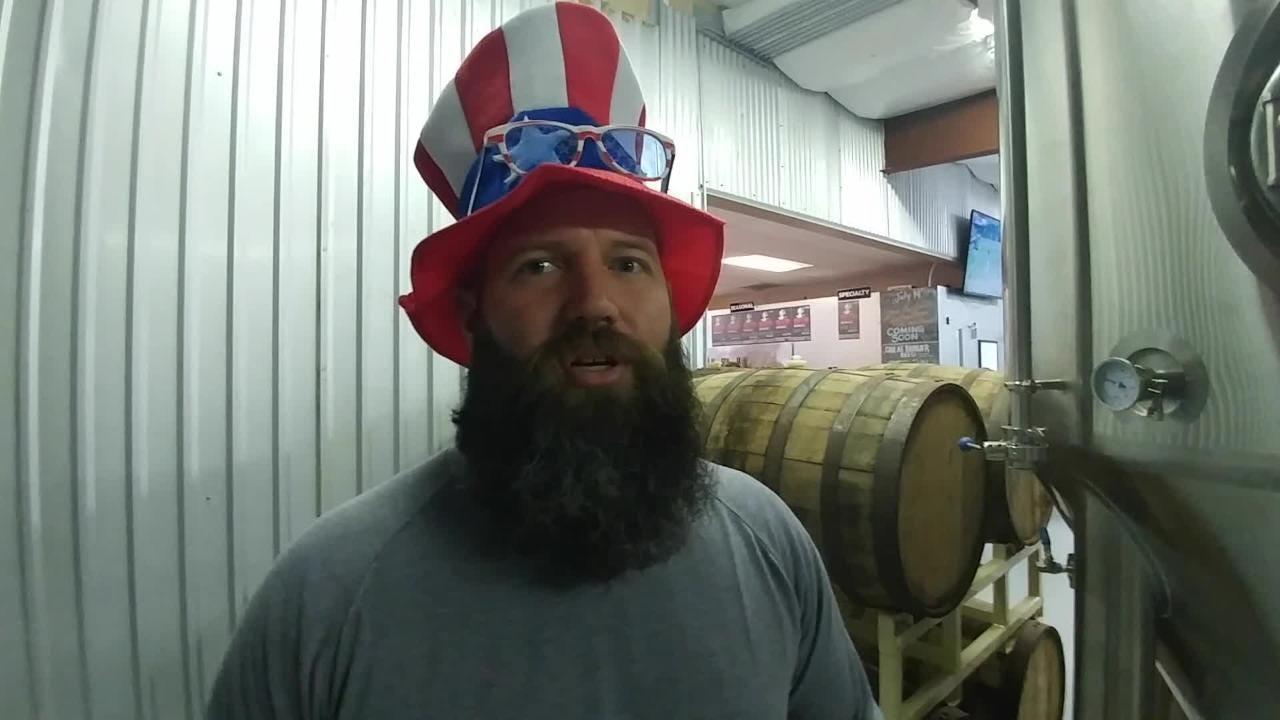 Watch it: DEEP Brewing Co. owner/head brewer talks changes