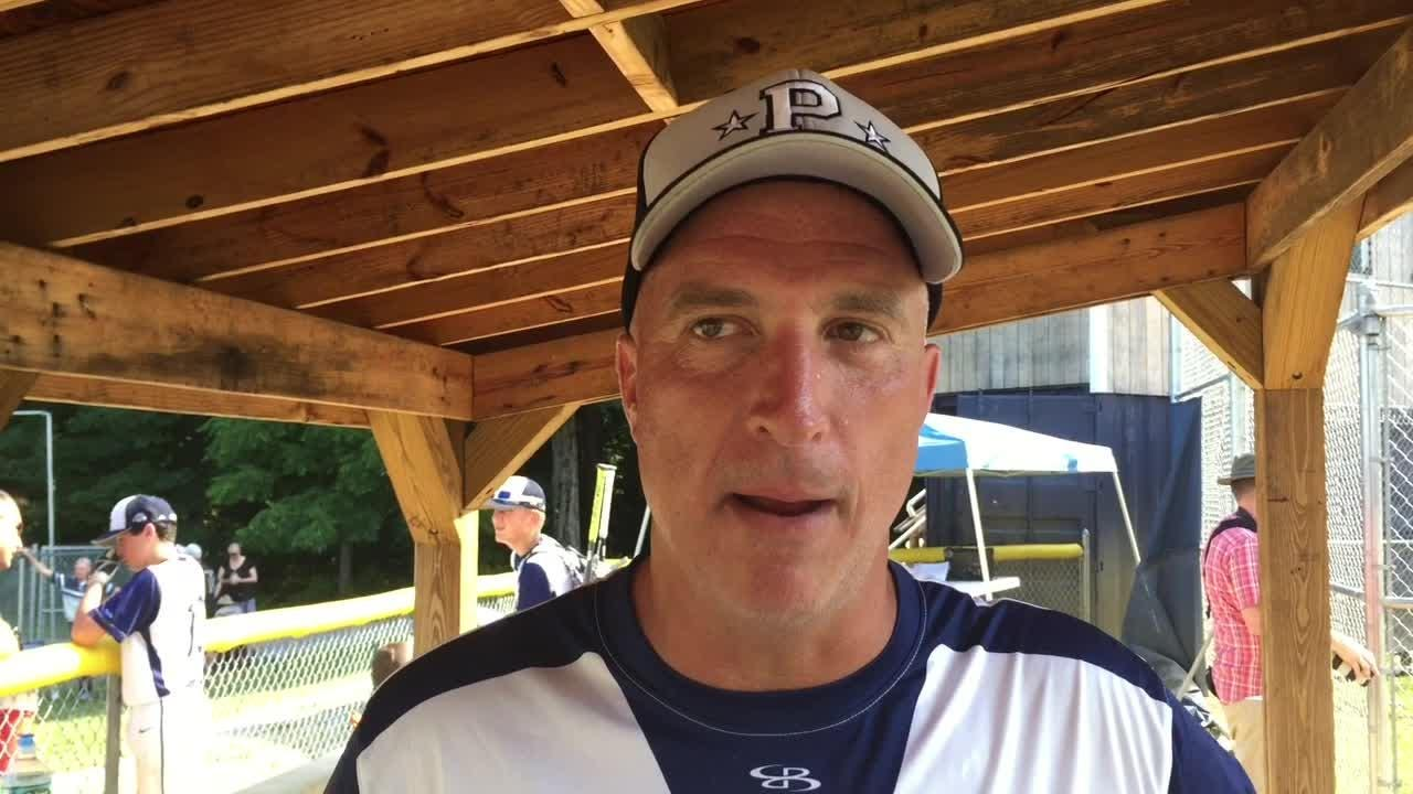 VIDEO: Poughkeepsie Lightning talk World Series, dance, girls