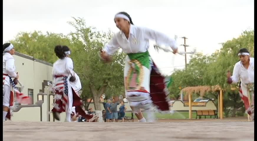The Ysleta Mission Festival celebrates the now 337-year-old mission in the lower valley.
