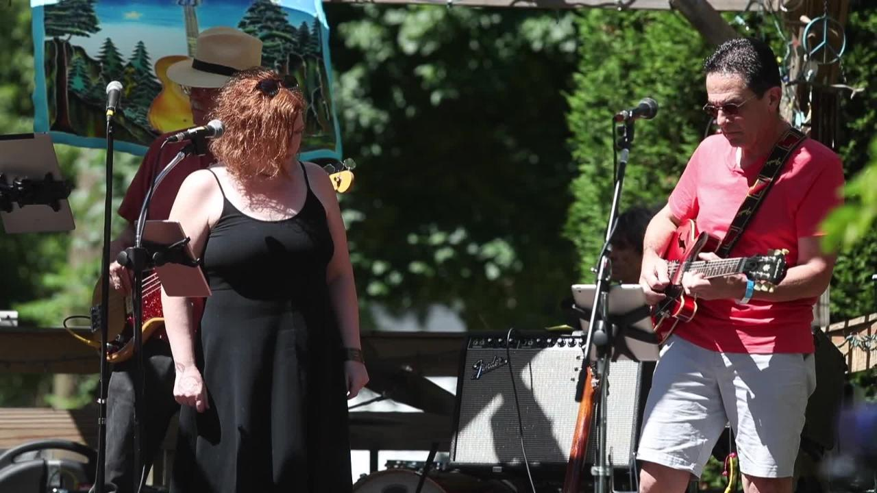 Local nonprofit Pacem in Terris hosted their 5th annual Pacem Music Festival.