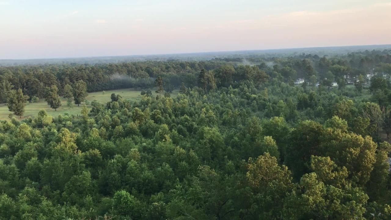 Nothing tops a hot air balloon ride over southwest Shreveport