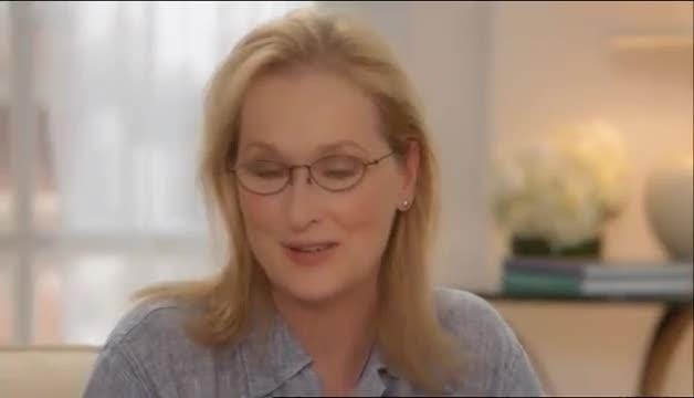 Screen for Life: Meryl Streep on colorectal cancer screening