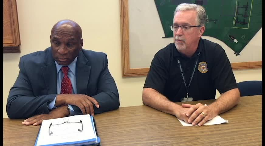 Eastern Correctional Institution discuss staffing concerns