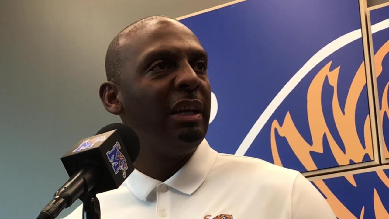 Memphis Tigers basketball coach Penny Hardaway discusses the keys to continued success on the recruiting trail.