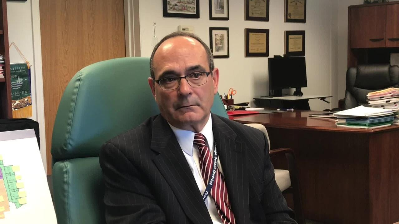 Freehold Borough Superintendent Rocco Tomazic talks about issues regarding race in school and integrating districts.