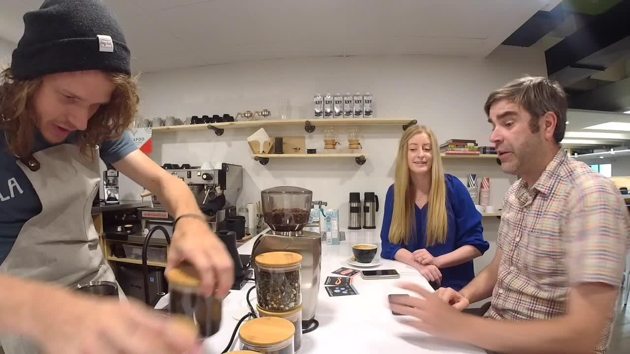Cura Coffeehouse - The Daily Dose
