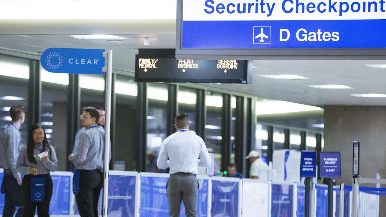 Clear offers travelers a new option for security line skipping at the Phoenix Sky Harbor International Airport terminal 4.