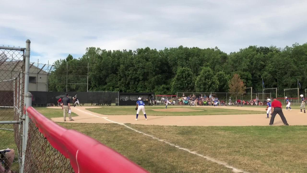 Big Flats was a 13-3 winner over Horseheads in the District 6 Little League 11-12 title game July 11 in Painted Post.