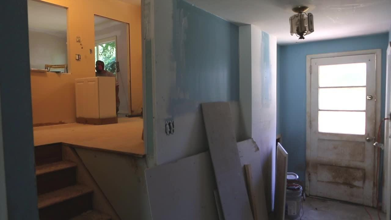 Delaware based 2Fish Renovations provides initial employment and job development opportunities for formerly incarcerated young adults in need of a second chance at life.