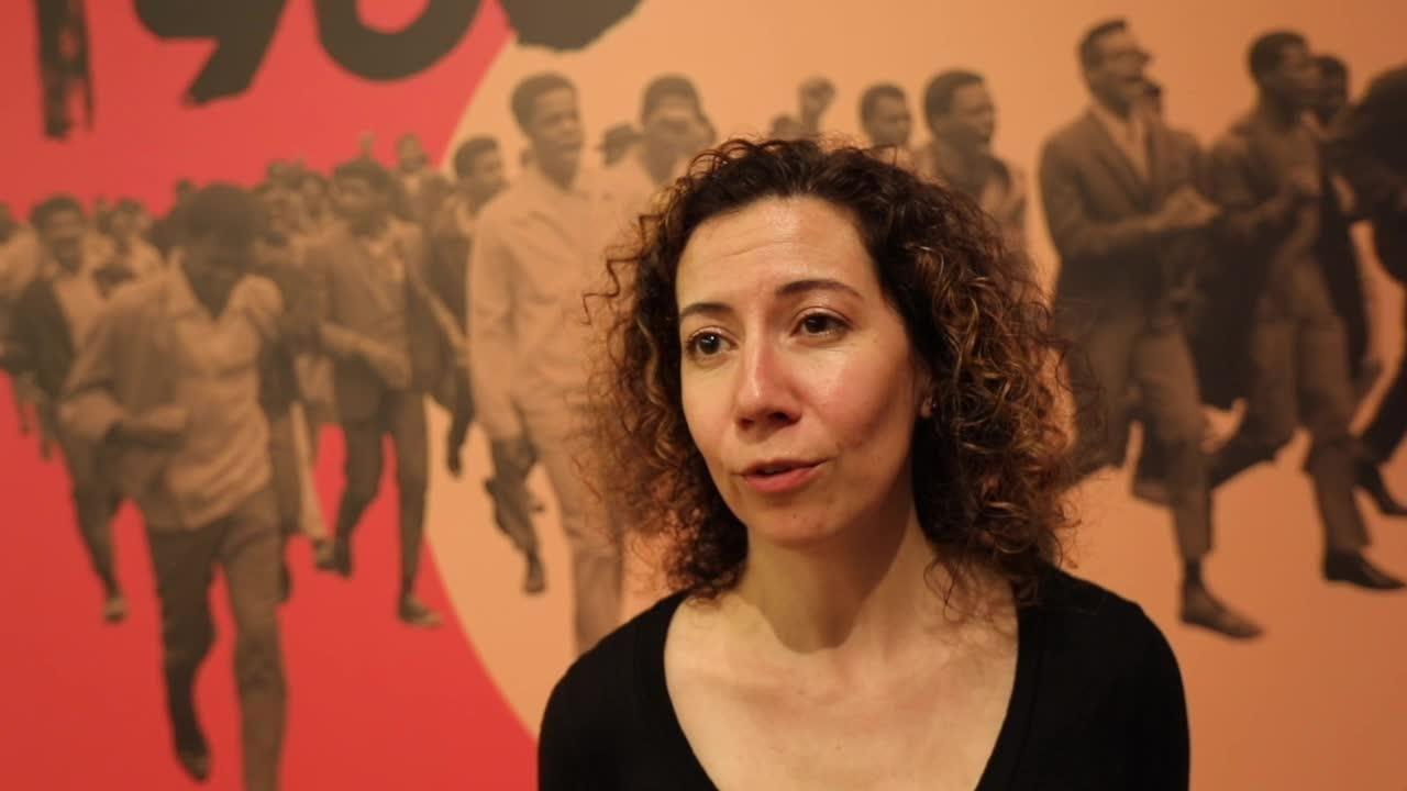 Art museum exhibit lets viewers shine light on Wilmington riots