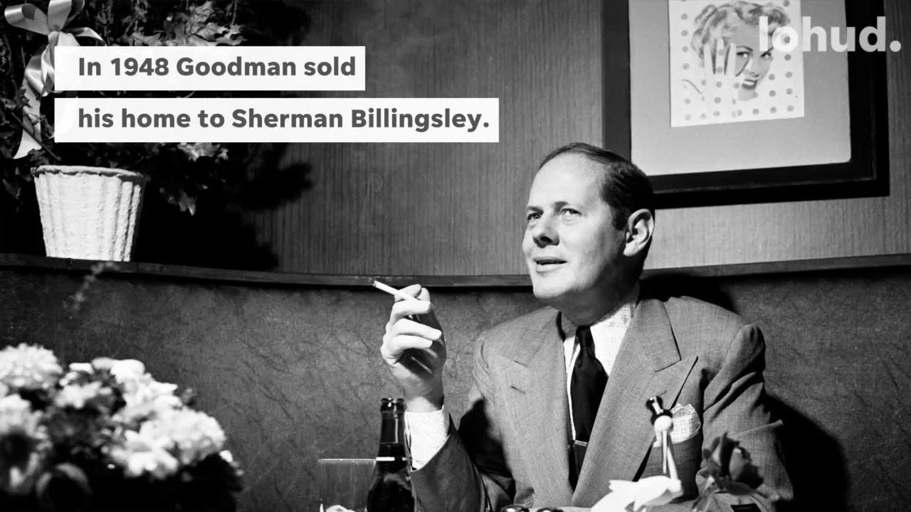 Video: Benny Goodman's Pound Ridge home