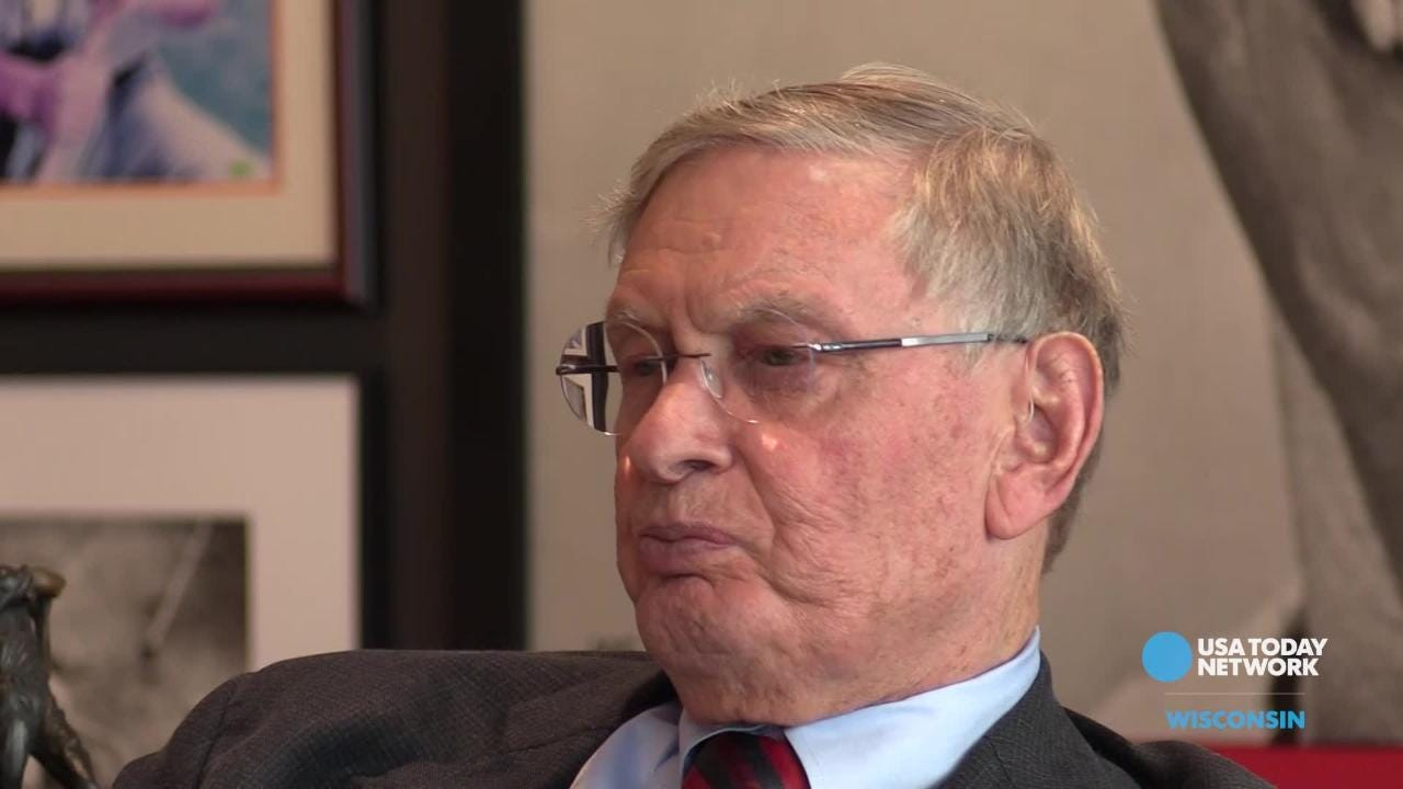 Bud Selig looks back on his tenure as commissioner of Major League Baseball in a USA TODAY NETWORK-Wisconsin interview.