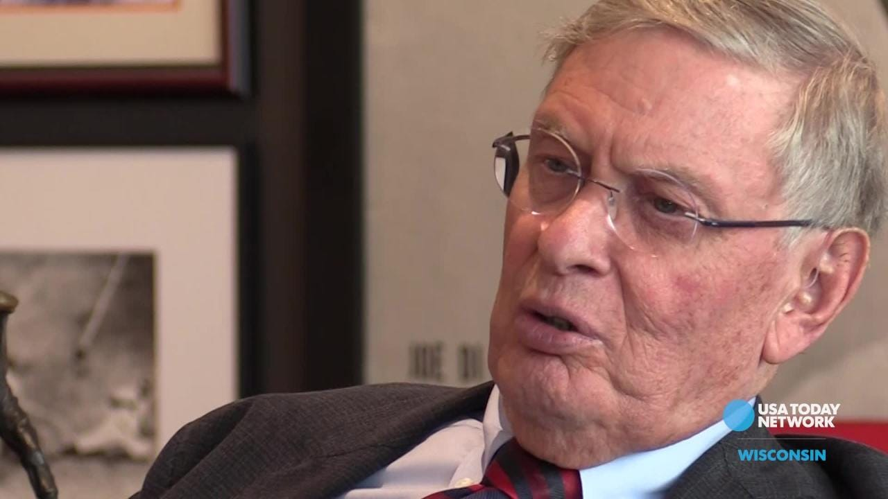 Bud Selig talks about the criticism he endured as commissioner of Major League Baseball in a USA TODAY NETWORK-Wisconsin interview.