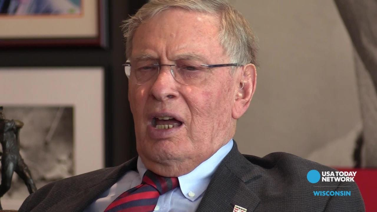 Former Major League commissioner Bud Selig talks about the impact MLB Advanced Media has had on the league in a USA TODAY NETWORK-Wisconsin interview.
