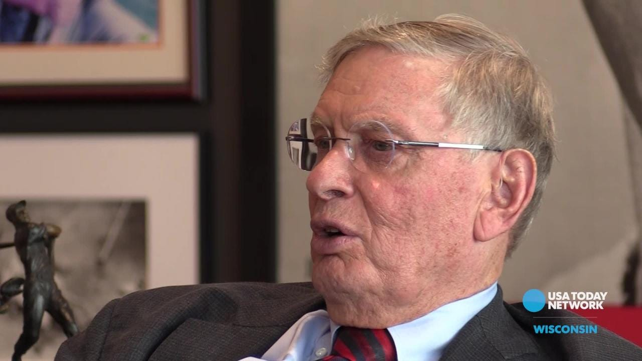 Former MLB commissioner Bud Selig looks back on the decision to cancel the 1994 World Series in a USA TODAY NETWORK-Wisconsin interview.