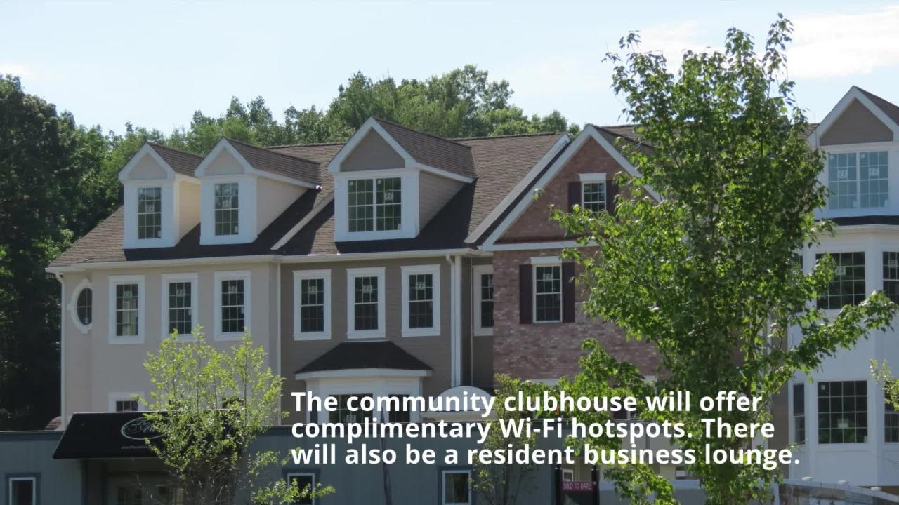 Premier Developers is constructing a townhouse complex called The Alexa in Montvale on the borough's border with Chestnut Ridge, N.Y.