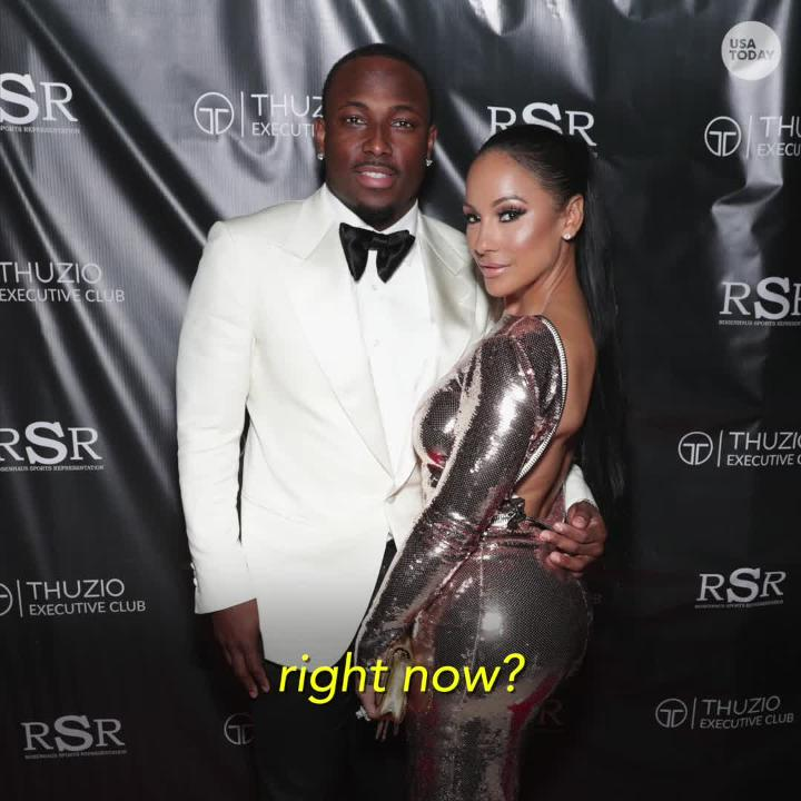 LeSean McCoy's ex-girlfriend, Delicia Cordon, suggests he set her up for a violent home invasion during her 911 call.