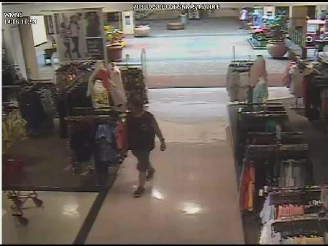 Las Cruces Crime Stoppers is offering a reward of up to $1,000 for information that helps identify this man.
