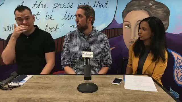 Andrew John, Shad Power and Geraldine Estevez discuss two La Quinta High School top athletes who are delaying their athletic future for Mormon missions.