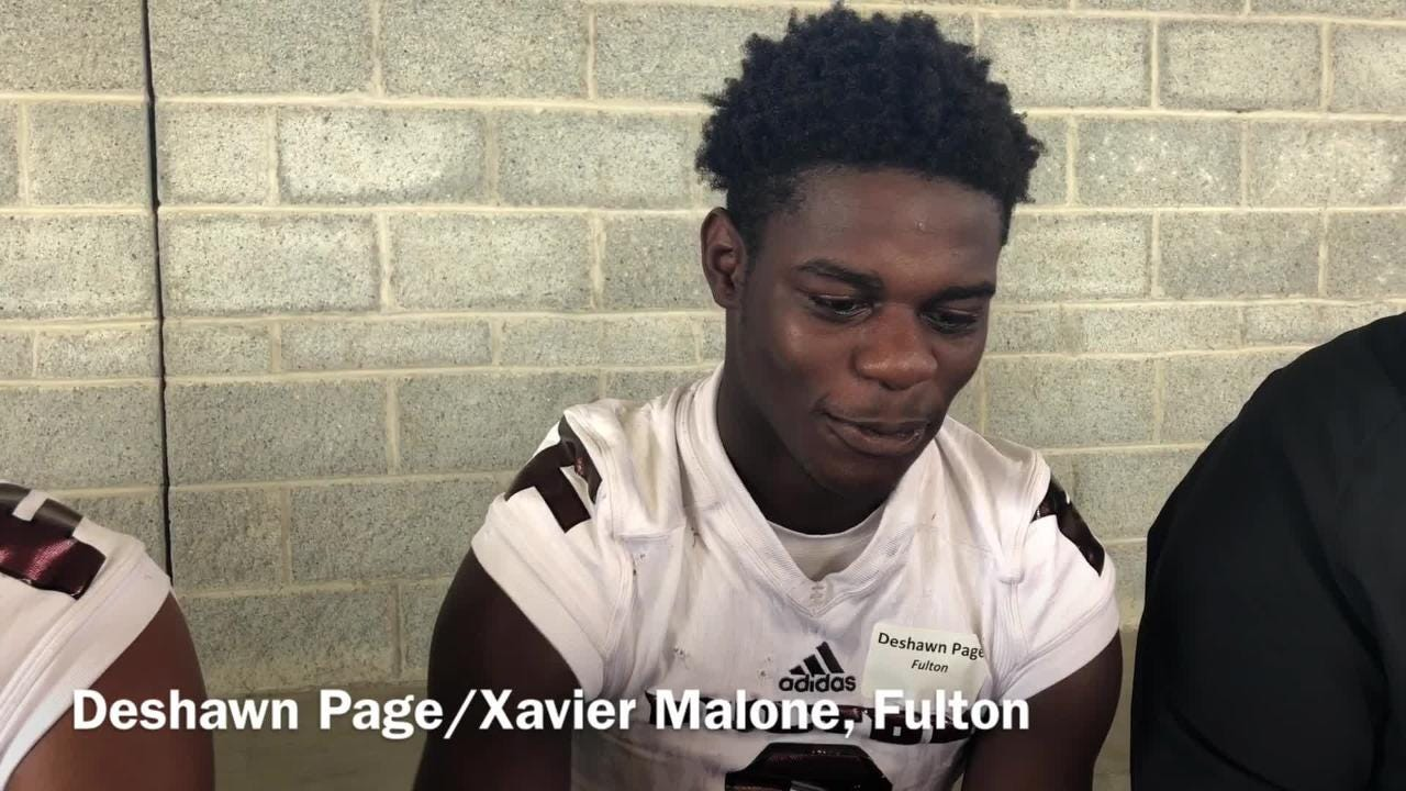 Knoxville football players share their worst offseason drill at KFOA Media Day.