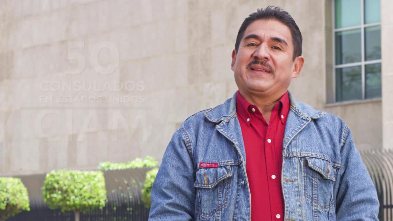 Video promocional del Consulado de México en Phoenix