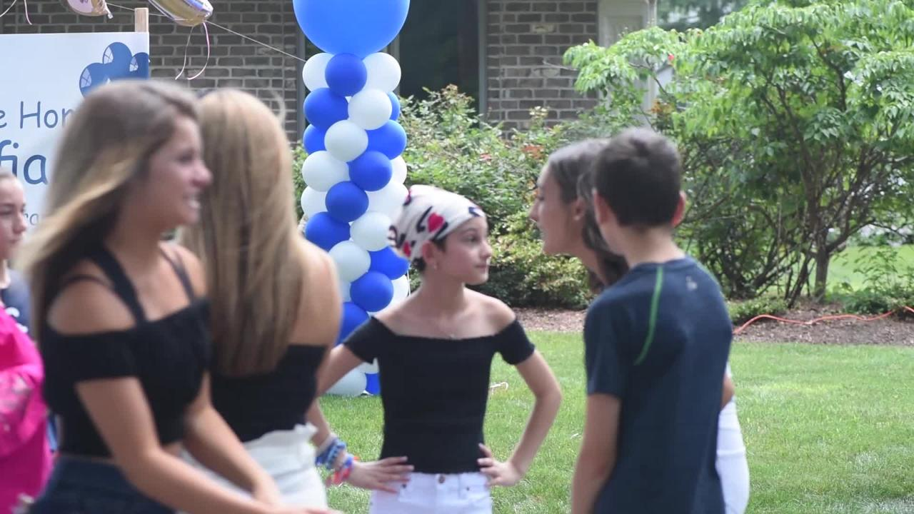 Sofia Evelich, a fifth-grader critically injured in the Paramus bus crash, is returning home after a lengthy hospital stay