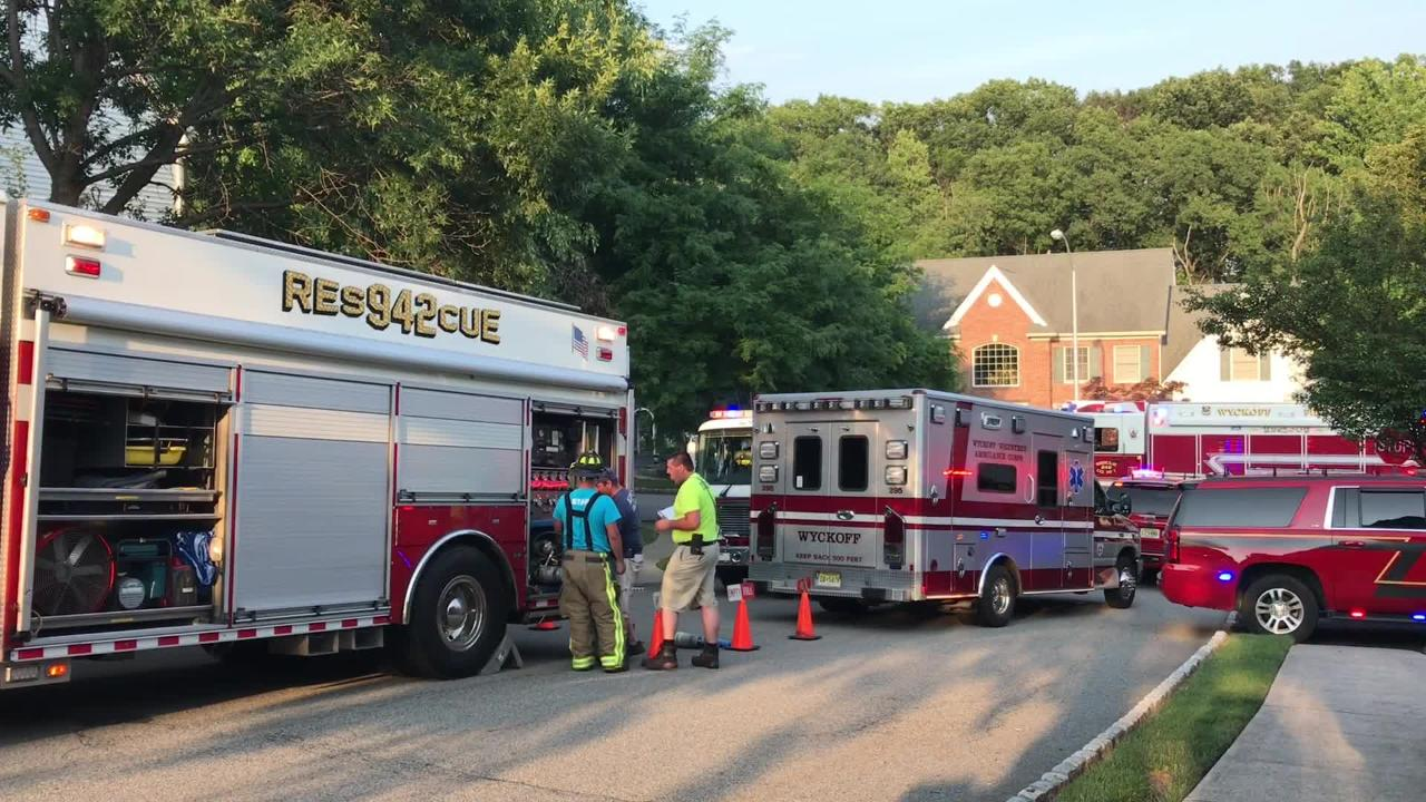 The Wyckoff Fire Department quickly extinguished a dryer fire on Bridle Path on Saturday.