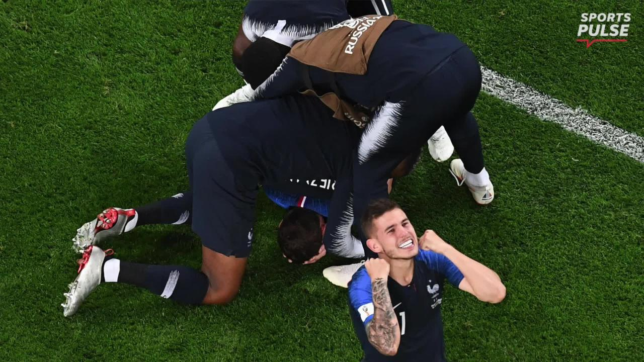 France handled Croatia in a 4-2 victory in the World Cup final to send the underdog home and give the French their second championship in history.