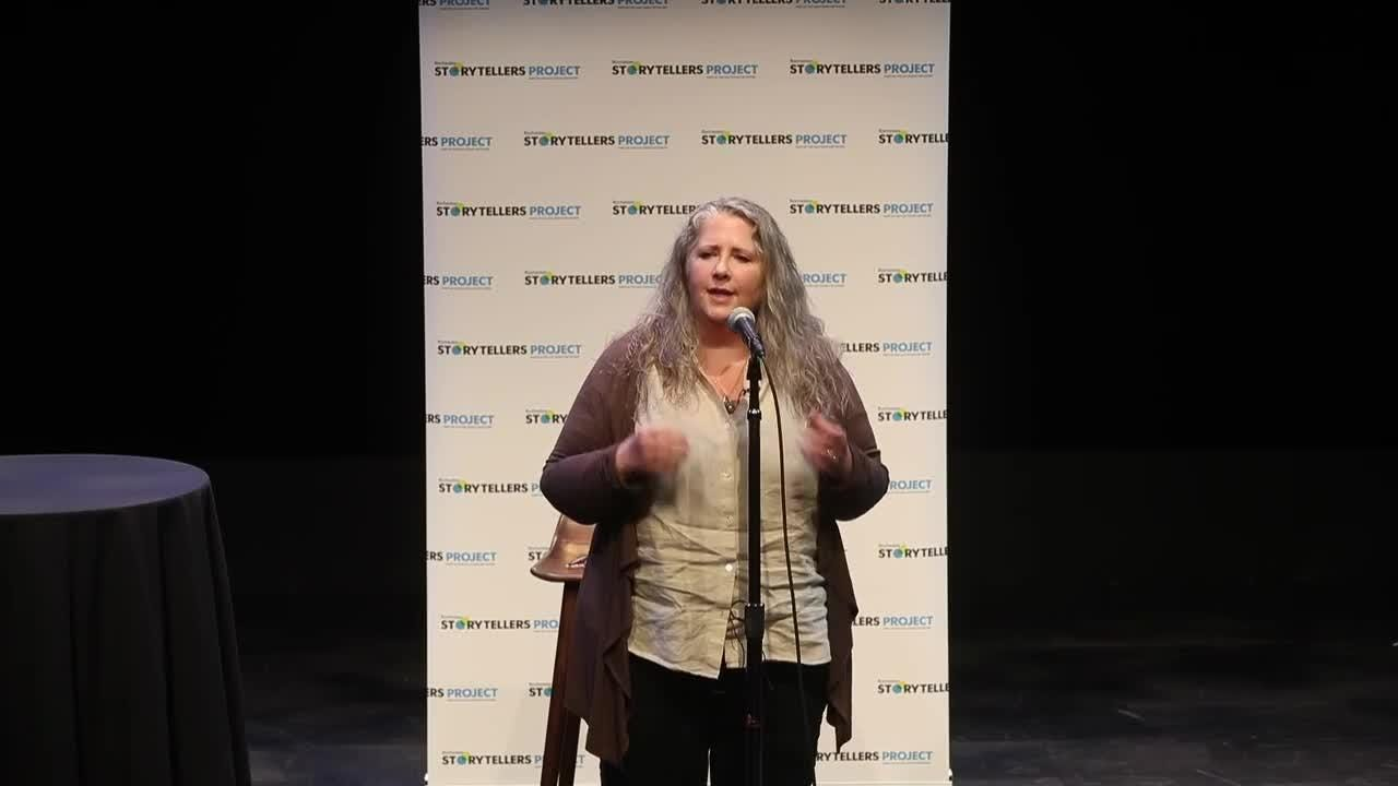 Rochester Storytellers Project - The Sound of Your Life: Sarah Long Hendershot