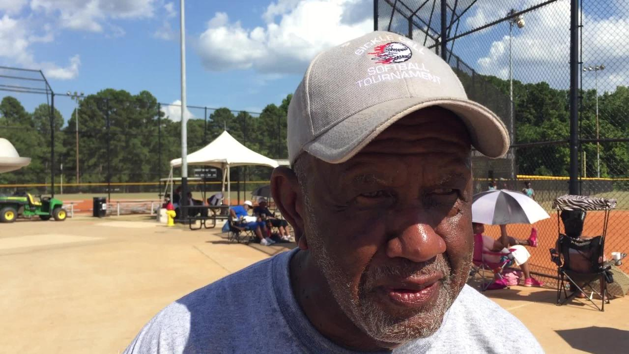 Tournament director Herman Vital talks about this weekend's Sickle Cell softball tournament.