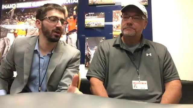 Free Press sports writer Anthony Fenech and columnist Jeff Seidel dissect Detroit Tigers improbable 6-3 win over Justin Verlander in Houston, July 15.