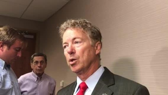 Paul received $17,000 in political donations from Schnatter.
