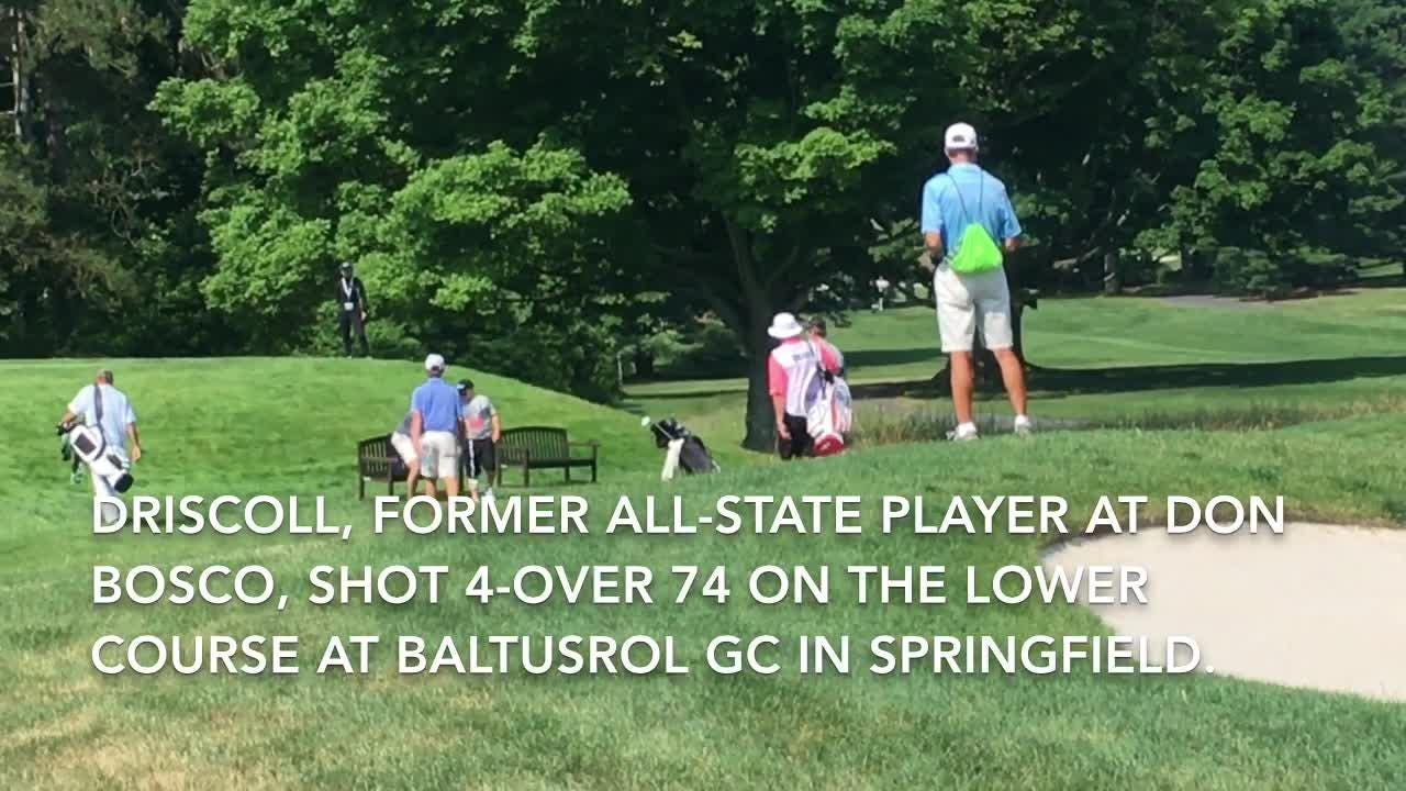 How the three former New Jersey high school standout golfers played on Day 1 of the 71st U.S. Junior Amateur at Baltusrol GC in Springfield, N.J.