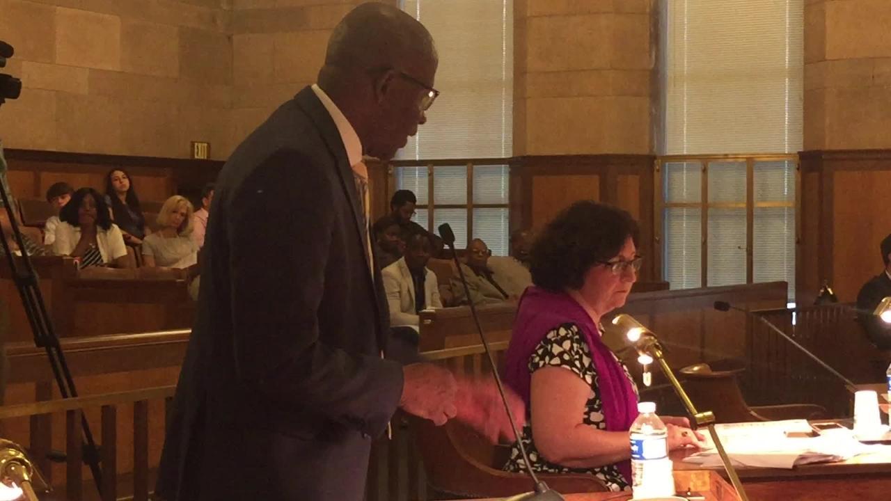 Westchester County Legislator Lyndon Williams discusses Christopher Ridley.