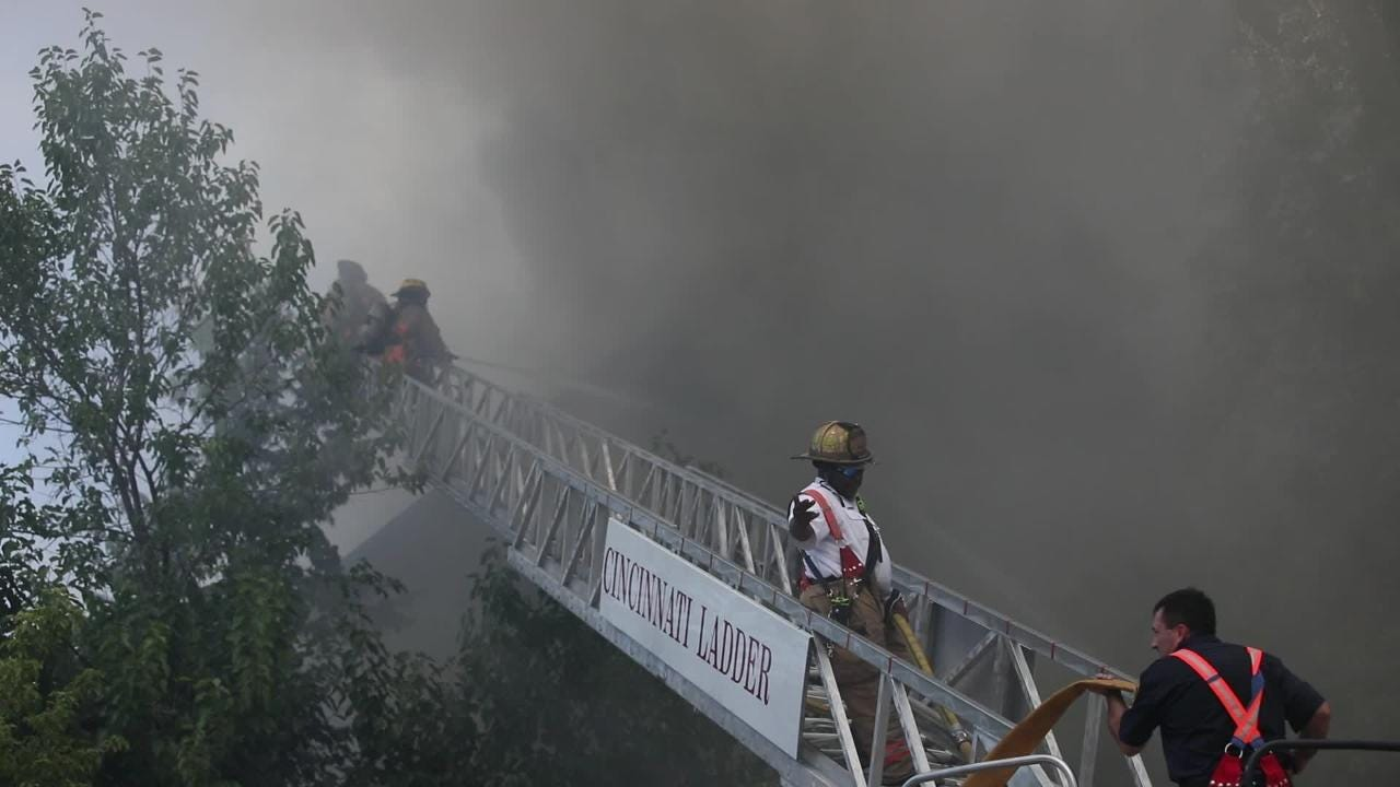 A house fire in Evanston caused two companies to respond. There were no reports of injuries.