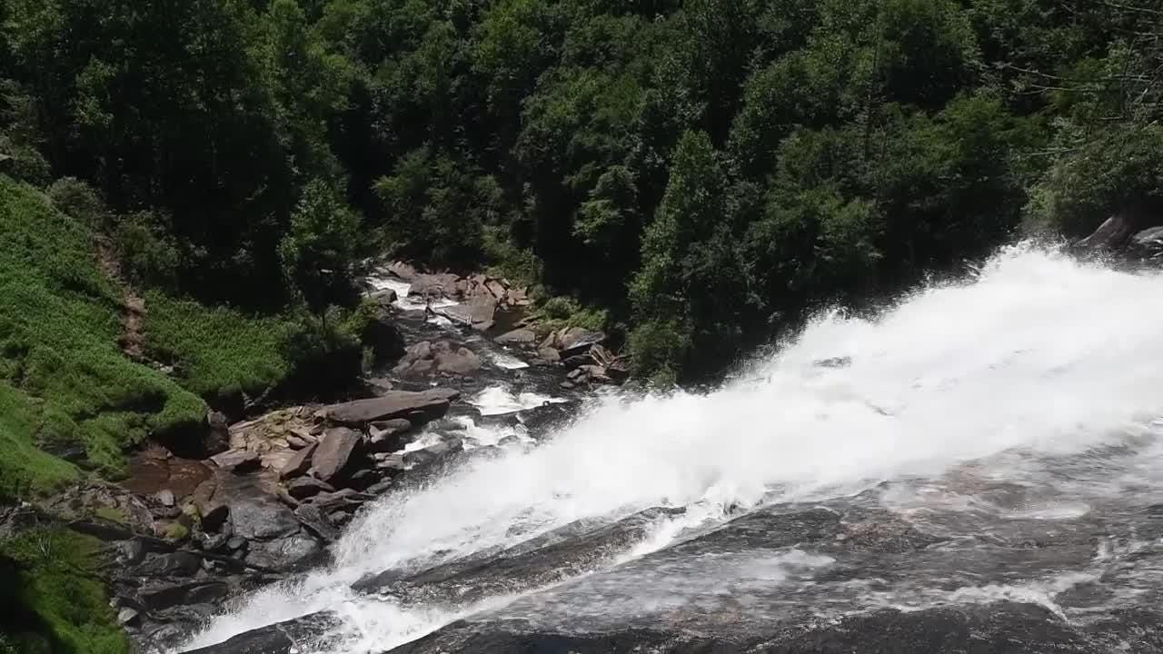 The US Forest Service has made changes to the trail at Rainbow Falls after two deaths this summer.