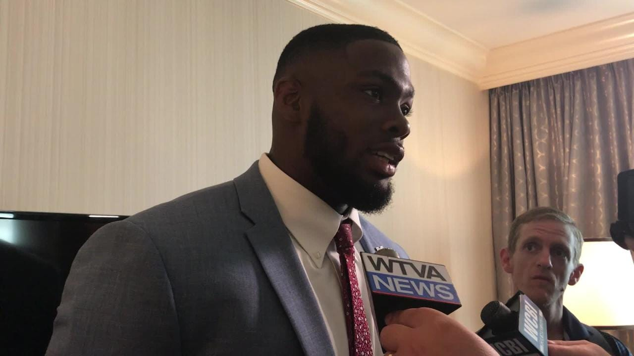 Mississippi State's Gerri Green talks about the Bulldogs' defense ahead of SEC Media Days.